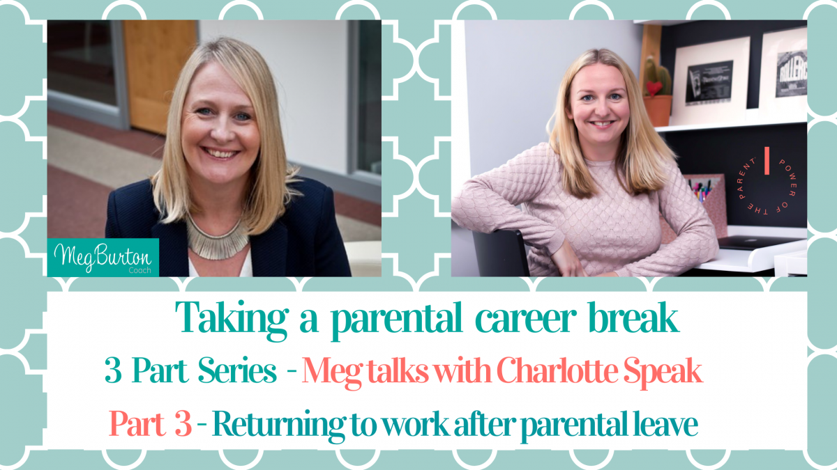 Returning to work after parental leave