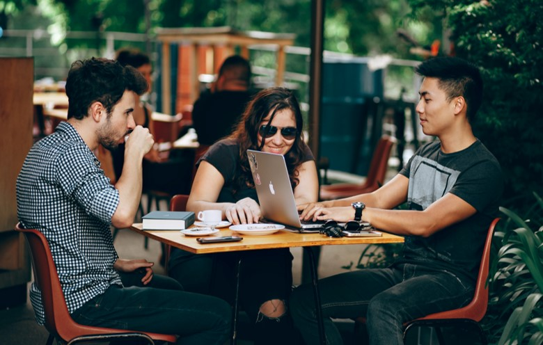 Using your network to find a graduate job